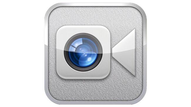 FaceTime Logotipo 2011-2013