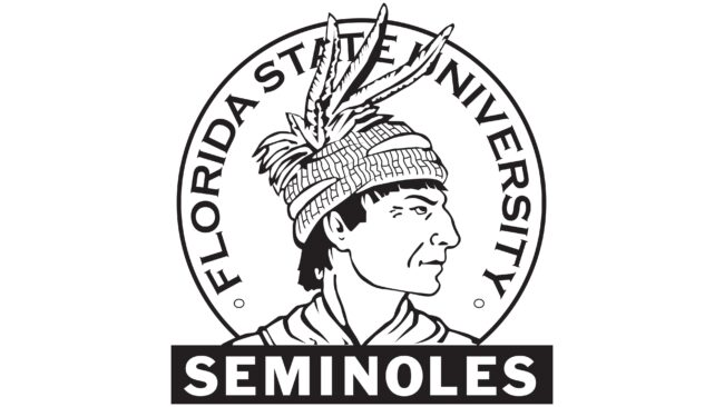 Florida State Seminoles Logotipo 1947-1975