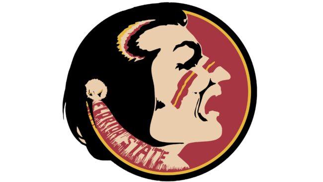 Florida State Seminoles Logotipo 1976-1989
