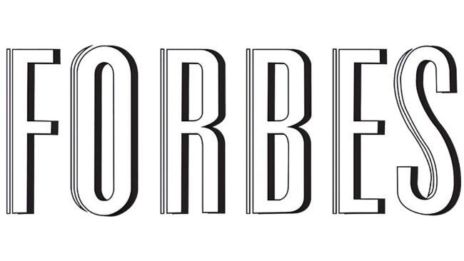 Forbes Logo 1938-1939