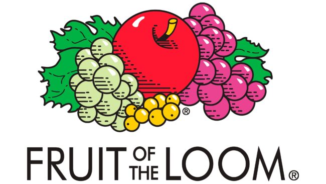 Fruit of the Loom Logotipo 2003-presente