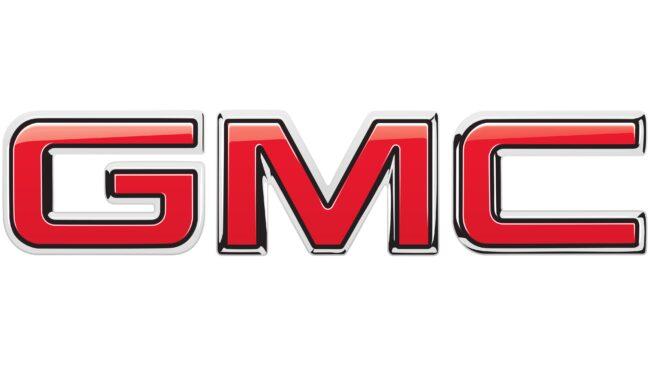GMC Logotipo 1966-presente