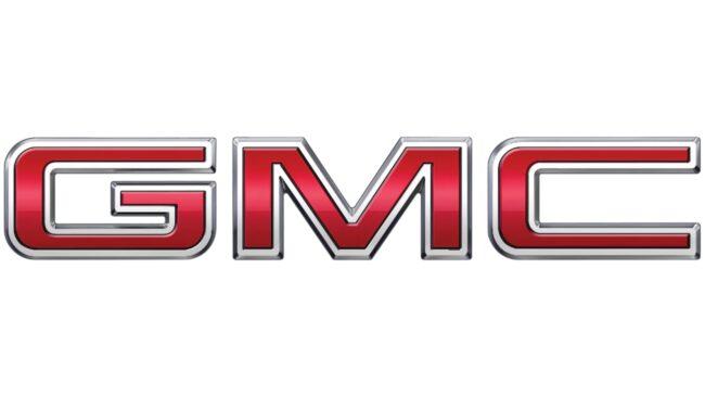GMC Logotipo 2014-presente