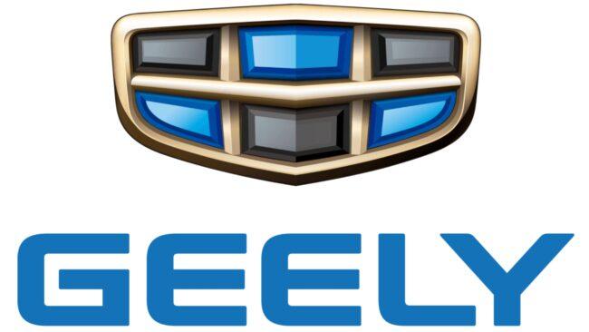 Geely Auto Logotipo 2014-2019