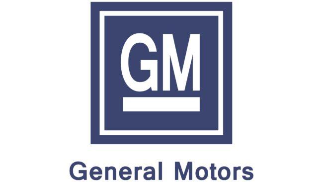 General Motors Logotipo 1964-1967