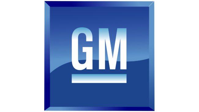 General Motors Logotipo 2001-2010
