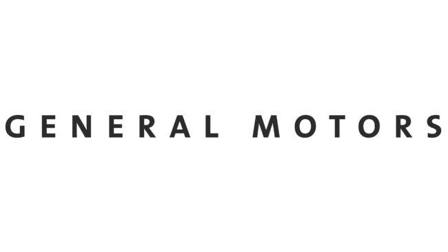 General Motors Logotipo 2016-2021