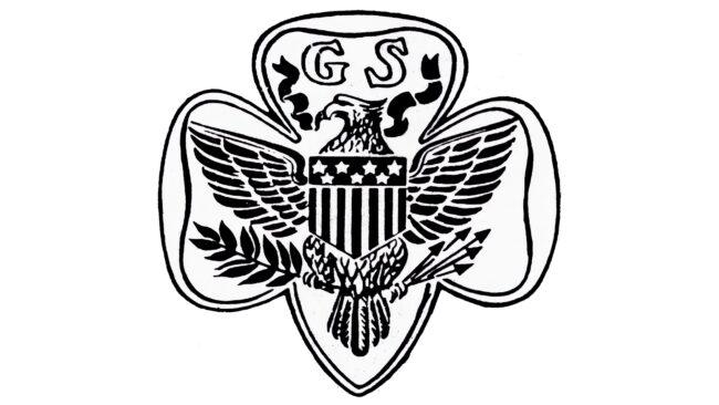 Girl Scout Logotipo 1920-1940
