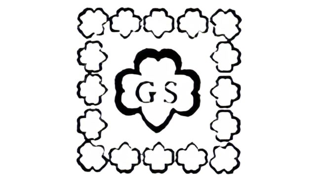 Girl Scout Logotipo 1940-1960