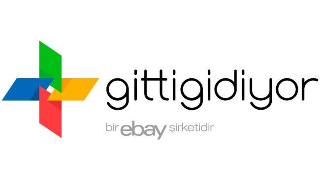 Gittigidiyor Logotipo 2013-2021