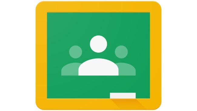 Google Classroom Logotipo 2016-presente