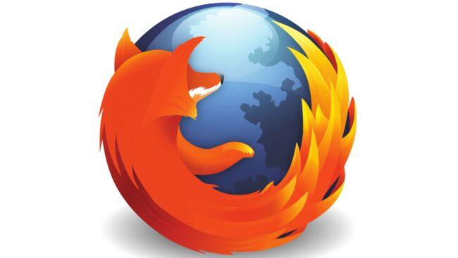Mozilla Firefox Logotipo 2009-2013