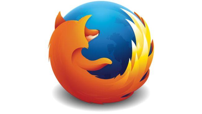 Mozilla Firefox Logotipo 2013-2017