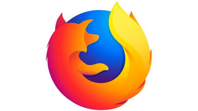Mozilla Firefox Logotipo 2017-2019