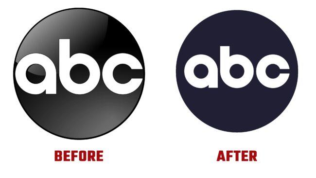 ABC Antes y Después del Logotipo (historia)