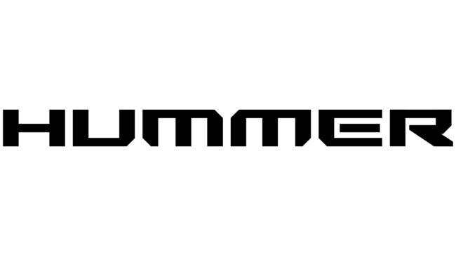 GMC Hummer Logotipo 2021