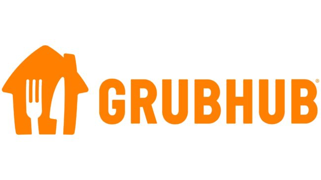 Grubhub Logotipo 2021-presente