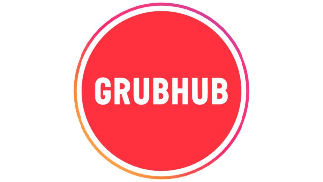 Grubhub Simbolo