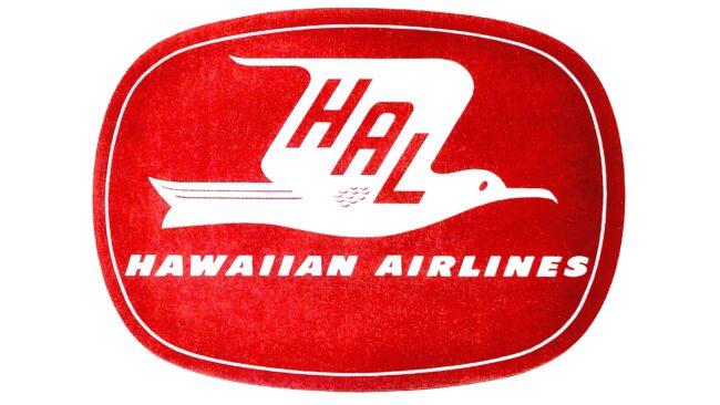 Hawaiian Airlines Logotipo 1953-1966