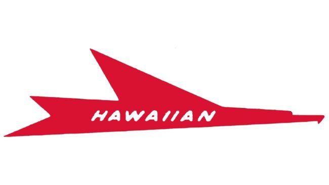 Hawaiian Airlines Logotipo 1966-1973