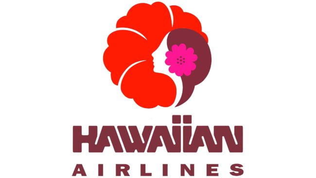 Hawaiian Airlines Logotipo 1990-1995