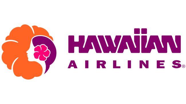 Hawaiian Airlines Logotipo 1995-2001