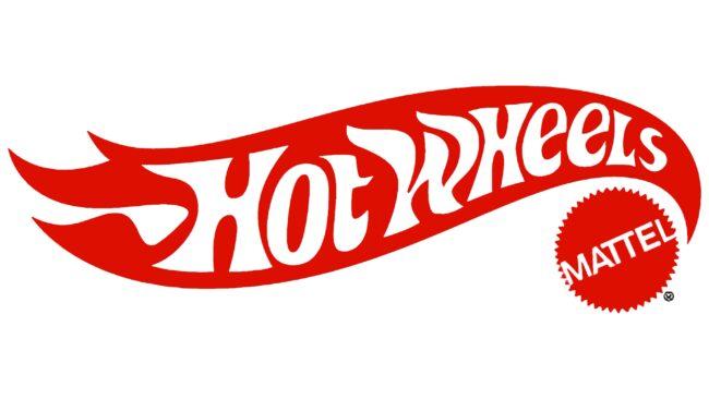 Hot Wheels Logotipo 1970-1973