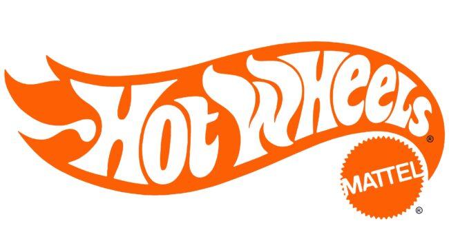 Hot Wheels Logotipo 1973-1990