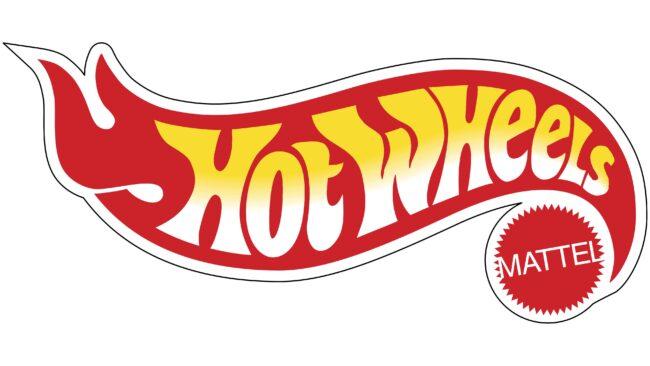 Hot Wheels Logotipo 1990-2000