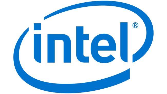 Intel Logotipo 2006-2020