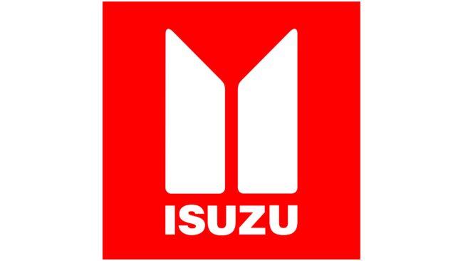 Isuzu Logotipo 1974-1991