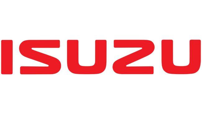 Isuzu Logotipo 1991-presente