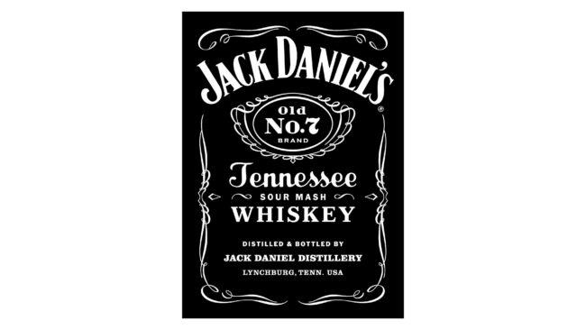 Jack Daniels Logotipo 2011-presente