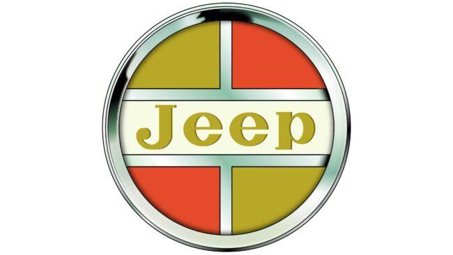 Jeep Logotipo 1963-1970