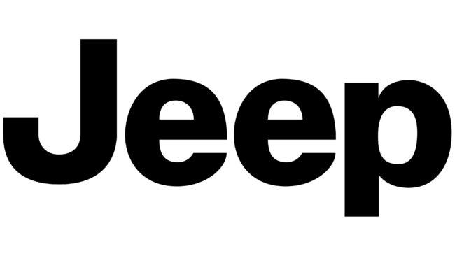 Jeep Logotipo 1970-presente