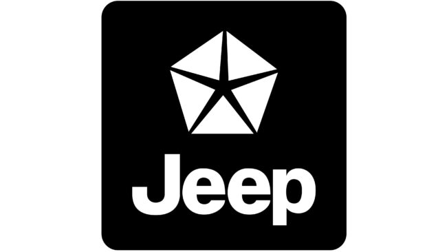Jeep Logotipo 1987-1993