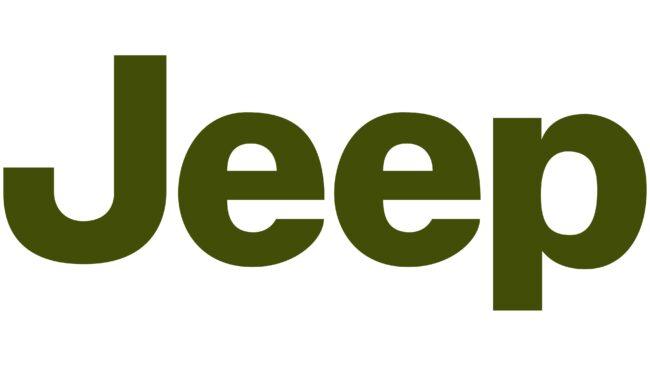 Jeep Logotipo 1993-presente