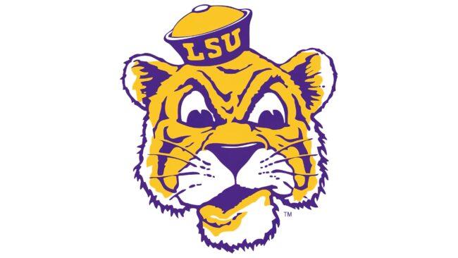 LSU Logotipo 1955-1966