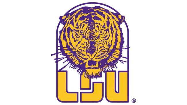 LSU Logotipo 1967-1972