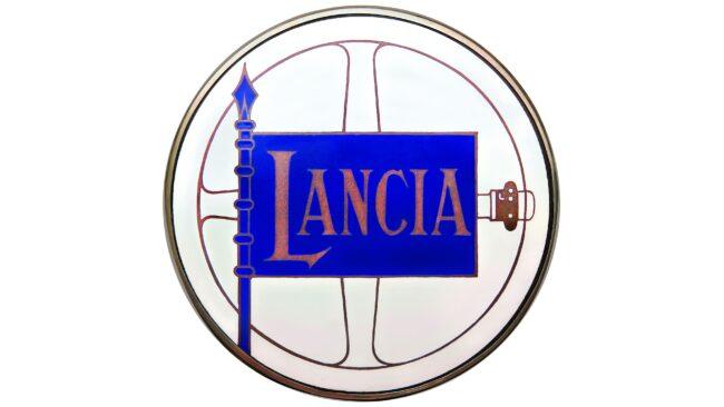 Lancia Logotipo 1911-1929