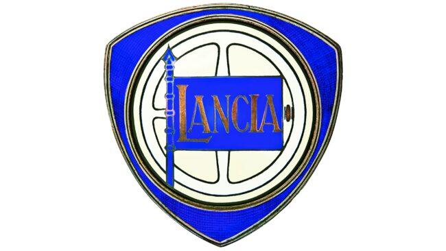 Lancia Logotipo 1929-1957