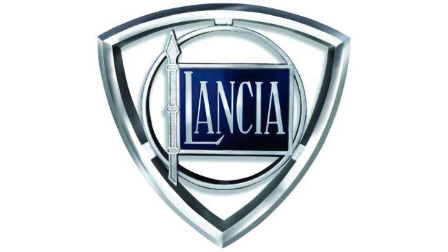 Lancia Logotipo 1957-1974