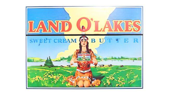 Land O'Lakes Logotipo 1969-1983