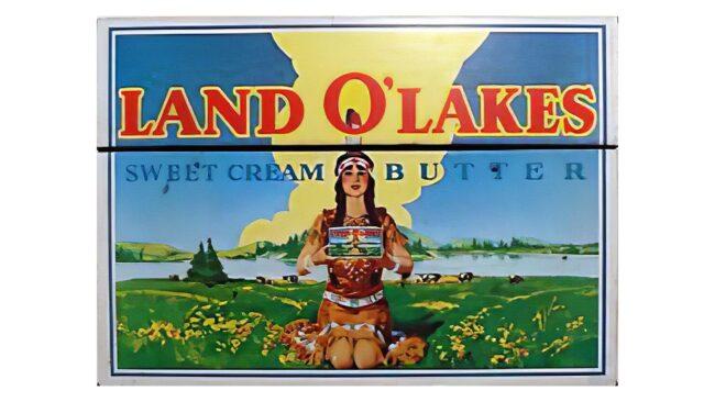 Land O'Lakes Logotipo 1983-1993
