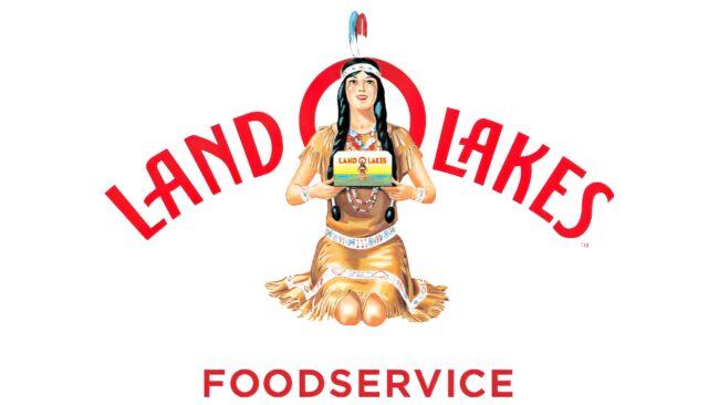 Land O'Lakes Logotipo 1993-2009