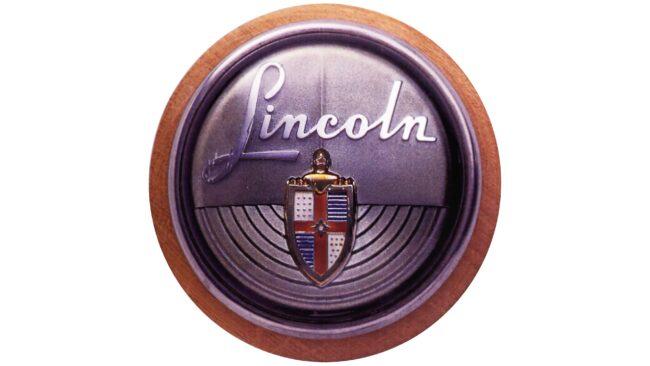 Lincoln (automobile) Logotipo 1954-1964