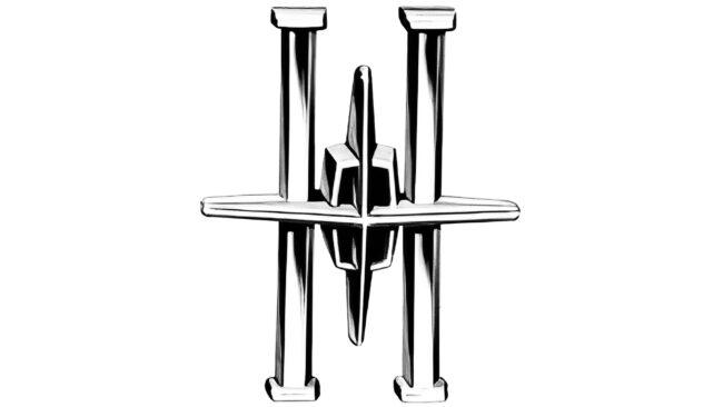 Lincoln (automobile) Logotipo 1964-1972
