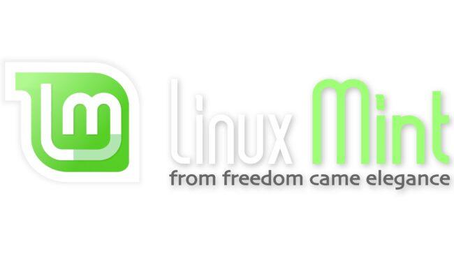 Linux Mint Logotipo 2007-presente