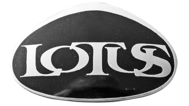 Lotus Logotipo 1984-1986