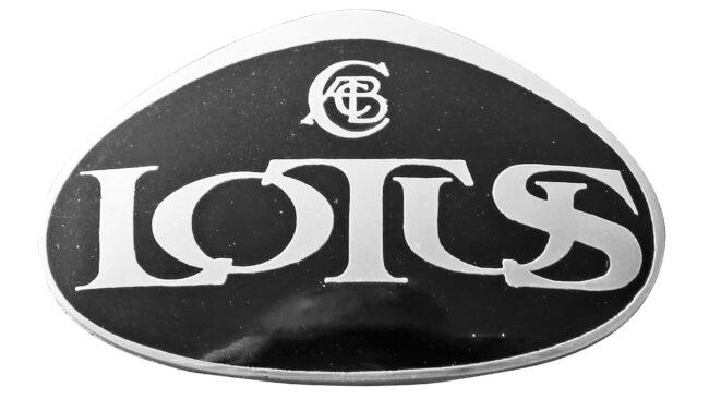 Lotus Logotipo 1986-1989